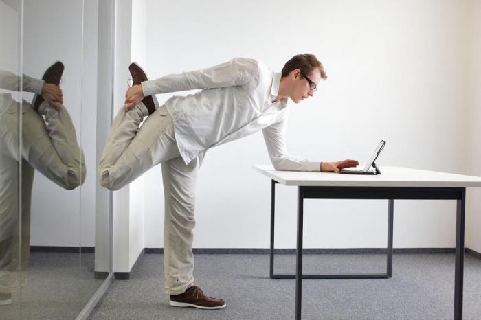 Как поддерживать физическую форму в рабочей обстановке: 10 советов