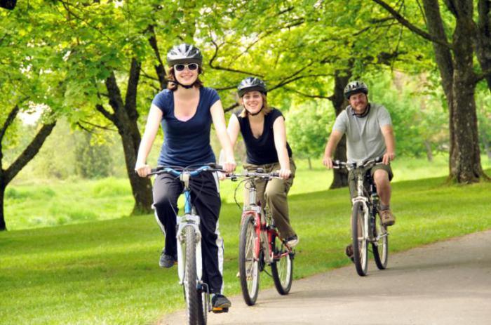 Крутим педали: 10 причин чаще ездить на велосипеде