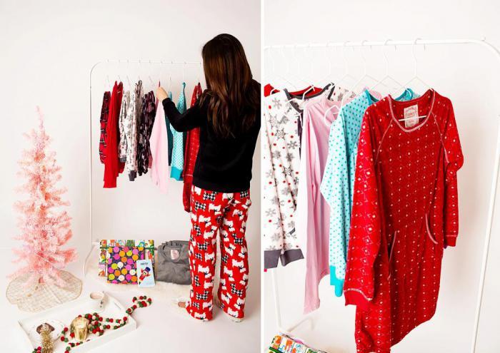Любопытные факты о пижамах