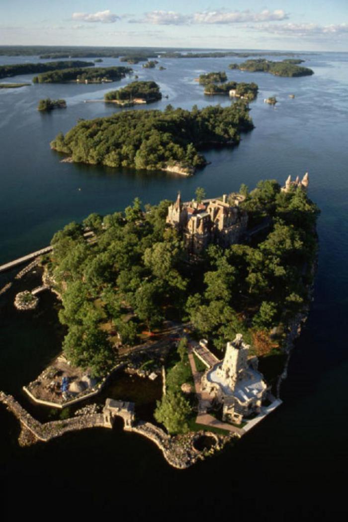 Оказывается, и в США есть замки: топ-11 самых внушительных сооружений