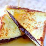 10 гениальных способов съесть Нутеллу на завтрак