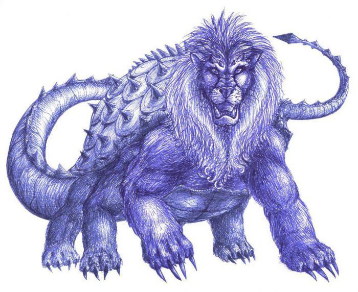 10 малоизвестных, но очень страшных мифических существ
