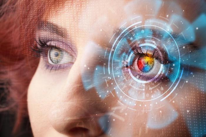 Глядя в глаза другого человека в течение 10 минут, вы меняете свое сознание