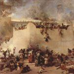 Новая находка археологов подтверждает факт сжигания Иерусалима вавилонянами