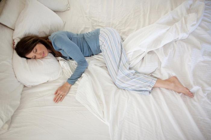 Почему вы чувствуете, что падаете, когда засыпаете?