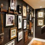 Темные идеи в интерьере: 15 вариантов черного оформления стен