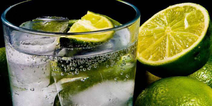 Утверждение, что джин ускоряет обмен веществ, не выдерживает критики