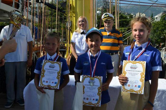 Академия парусного спорта в Санкт-Петербурге (Россия)