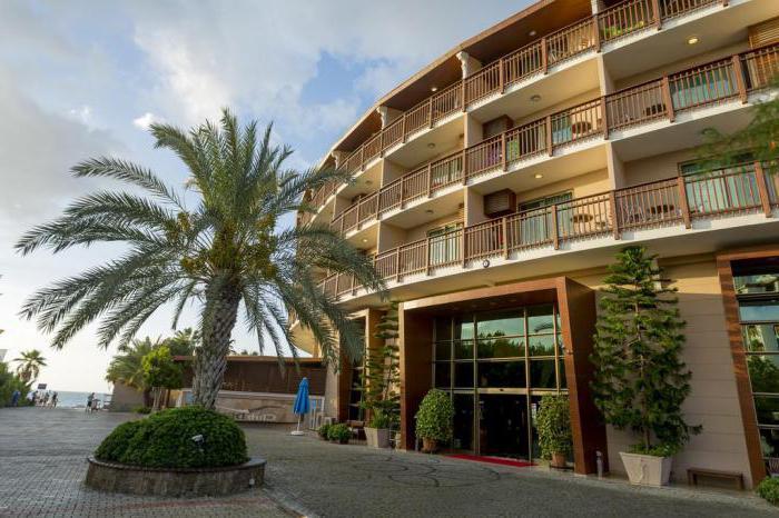 Апарт-отель Club Dem Spa & Resort Hotel 5* (Турция/Аланья): фото и отзывы туристов из России