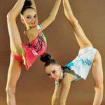Аверины Дина и Арина: биография, родители, спортивные достижения. Сестры-гимнастки Аверины