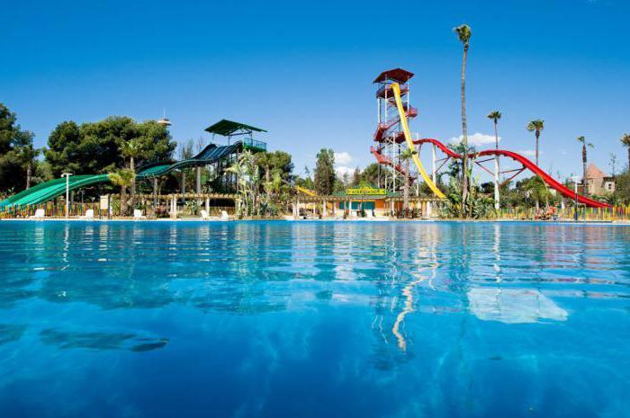 Барселона - аквапарк: описание, отзывы. Туры в Барселону