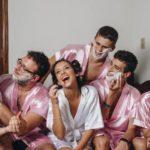 Что делать, если у невесты нет подруг? На помощь придут друзья-мужчины!
