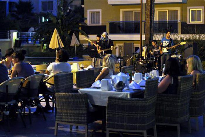 Mersoy Bellavista Hotel 4* (Турция, Мармарис): описание, сервис, отзывы