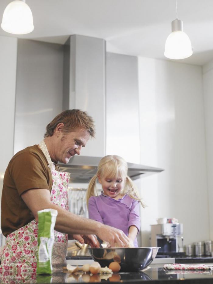 Отец и дочь: 15 способов весело провести время