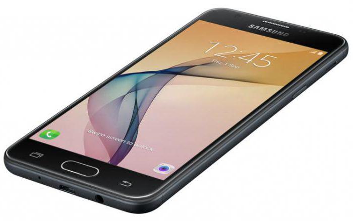 Смартфон Samsung Galaxy J5 Prime: характеристики, обзор, отзывы