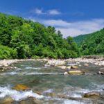 Водопады Аше: история, легенды, как добраться