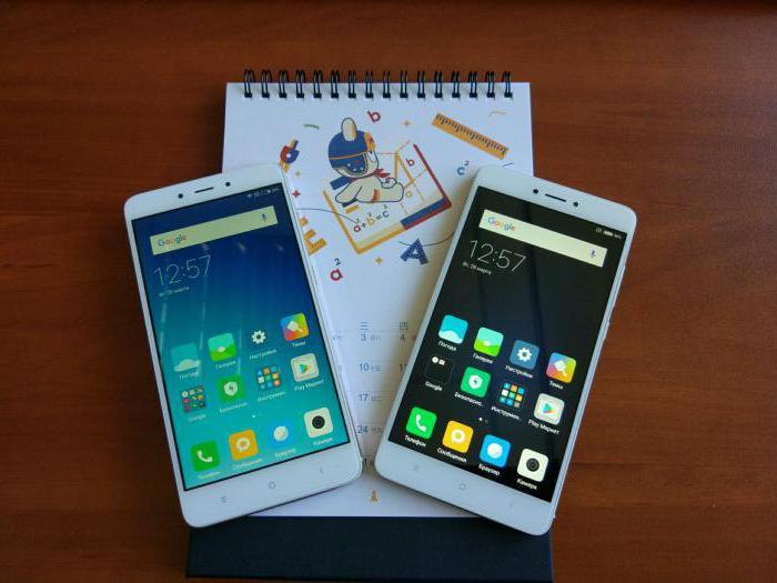 Xiaomi Redmi Note 4 и Redmi Note 4X: сравнительное описание