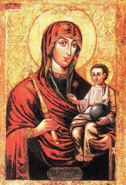 Чудотворная Минская икона Божией Матери: фото, в чем помогает, молитва