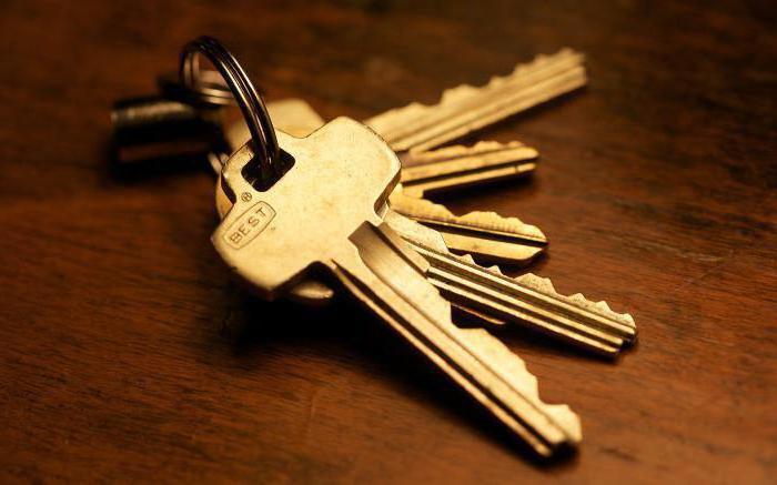 К чему снятся ключи от квартиры: значение и толкование сновидений