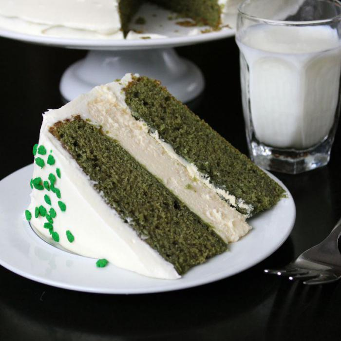 Как ирландцы готовят зеленый бархатный чизкейк ко Дню святого Патрика