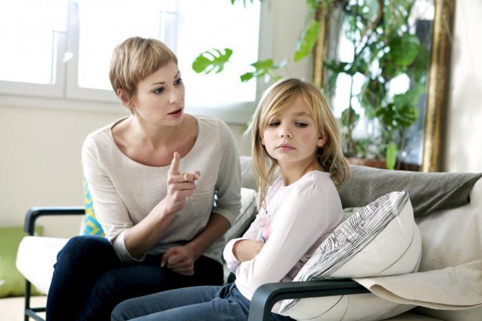 Как ребенок в подростковом возрасте воспринимает родителей?