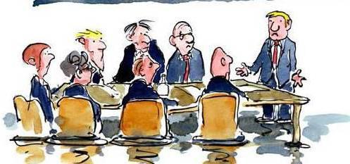 Общее собрание собственников многоквартирного дома: порядок проведения, протокол. Статья 45 ЖК РФ