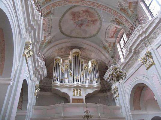 Собор пресвятой Девы Марии в Минске – достопримечательность с многовековой историей