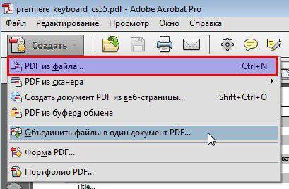 Способы, как создать ПДФ-файл из картинок