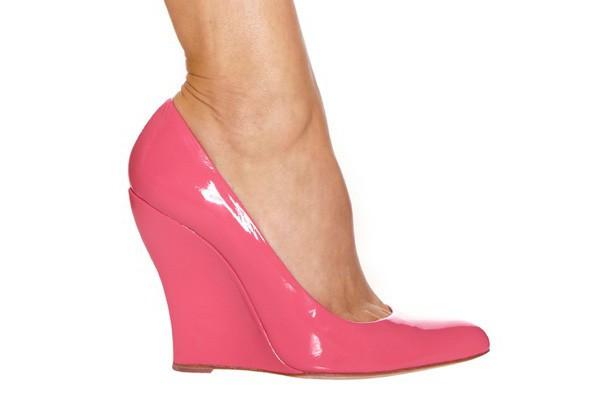 Туфли на сплошной платформе: обзор моделей, как выбрать и с чем носить