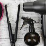 Укладка на средние волосы без челки (фото)