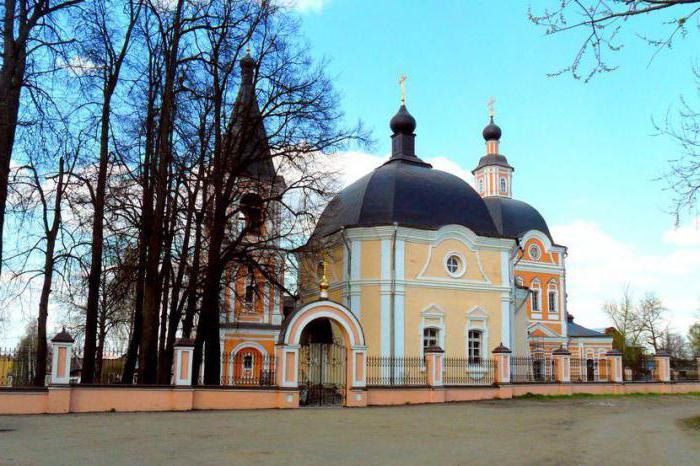 Успенский храм, Сергиев Посад: фото, адрес, расписание богослужений