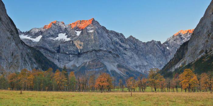 10 лучших мест для осенних путешествий