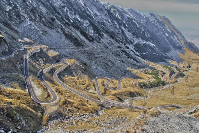 11 великолепных европейских дорог, по которым нужно проехать хотя бы раз в жизни