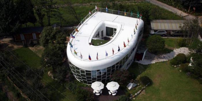 12 уникальных домов со всего мира, в которых вам захочется пожить