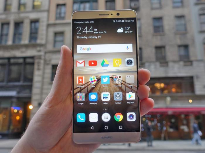 20 лучших смартфонов в мире на 2017 год