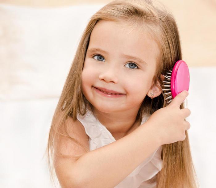 6 основных причин выпадения волос у детей