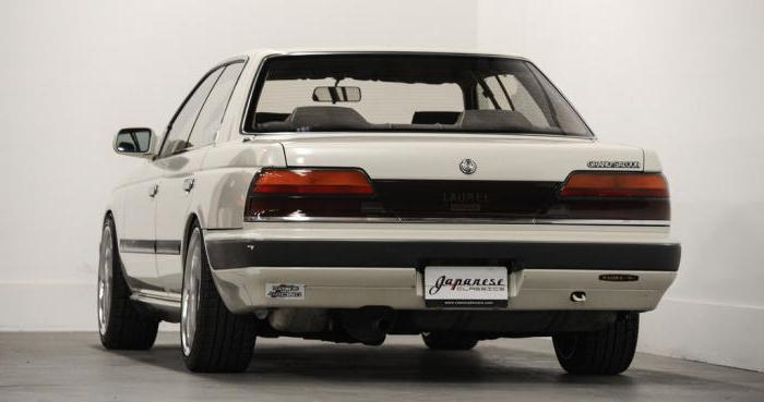 Автомобиль Nissan Laurel C33: технические характеристики, фото, отзывы