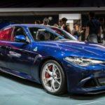 Автосалон во Франкфурте: Alfa Gulia быстрее, чем BMW M4?