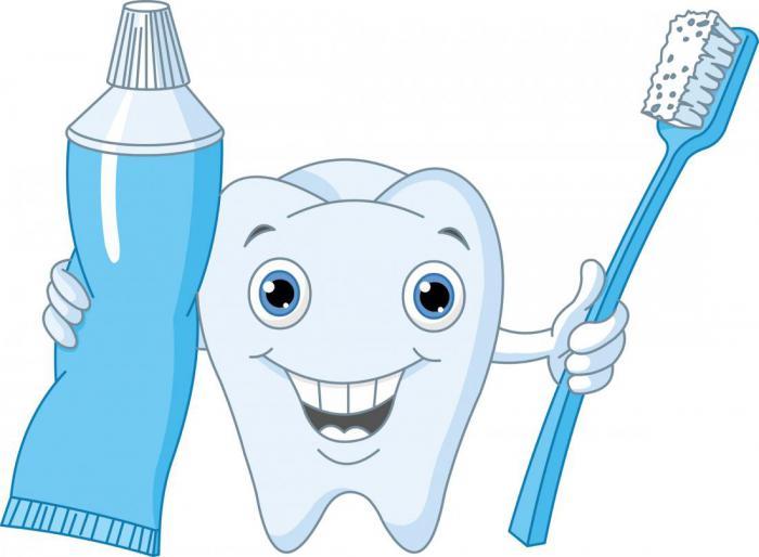 Что скрывает зубная паста?