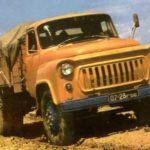 Двигатель ГАЗ-53, технические характеристики двигателя