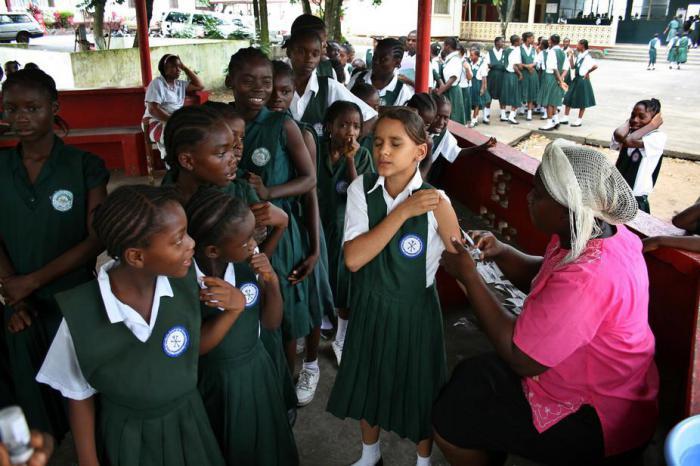 Использование вакцин в развивающихся странах спасет 20 млн жизней к 2020 году
