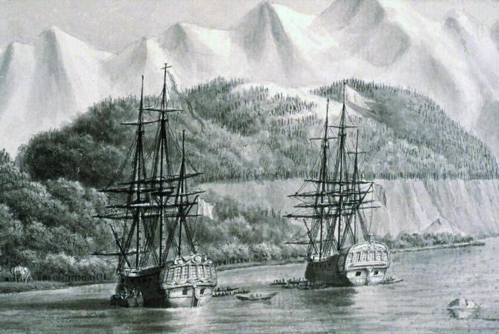 Исследователи случайно раскрыли 250-летнюю тайну исчезнувшей тихоокеанской экспедиции