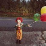 Ночной кошмар, или История о том, как мальчик превратился в клоуна из фильма Оно