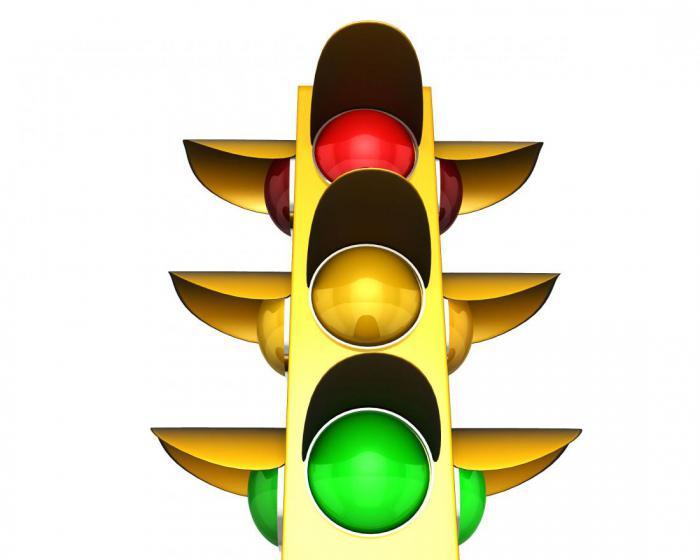Почему для светофора выбрали именно красный, желтый и зеленый сигналы?