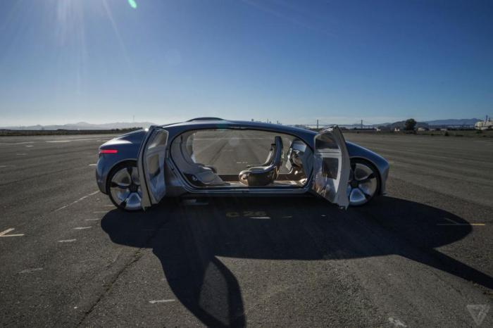 Почему не стоит бояться автомобилей с самоуправлением?