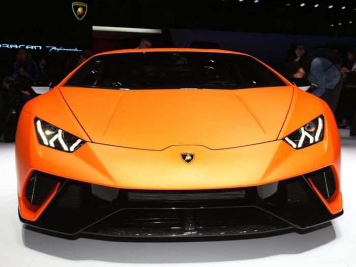 Самые дорогие автомобили 2017 года: 7 моделей