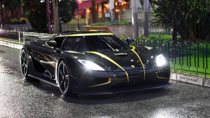 Топ-10 самых роскошных автомобилей для богатых