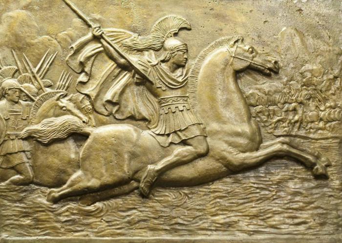 В Ираке был найден потерянный город, основанный после завоеваний Александра Македонского