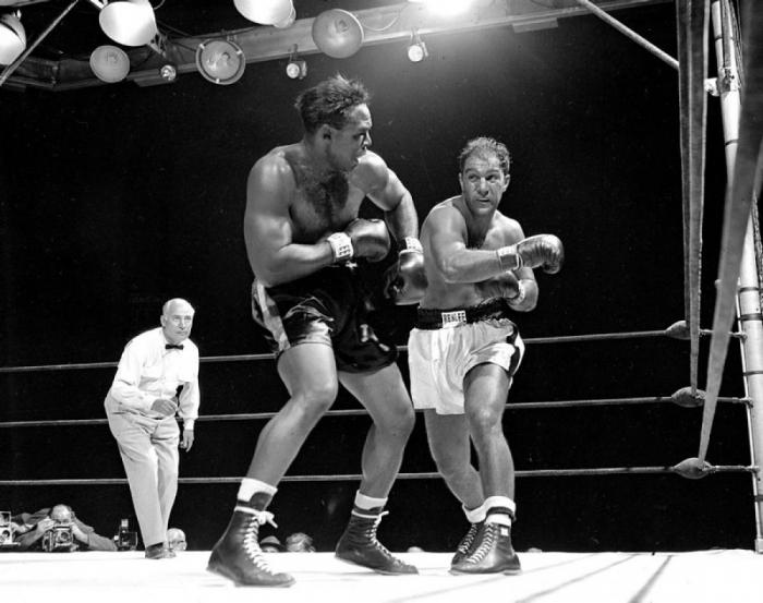 В возрасте Христа. Андре Уорд ушел из бокса
