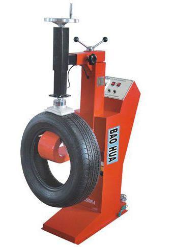 Вулканизатор для ремонта шин и принцип его работы